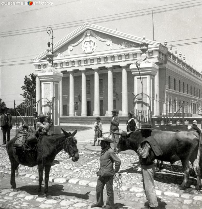 Teatro Nacional de Guatemala