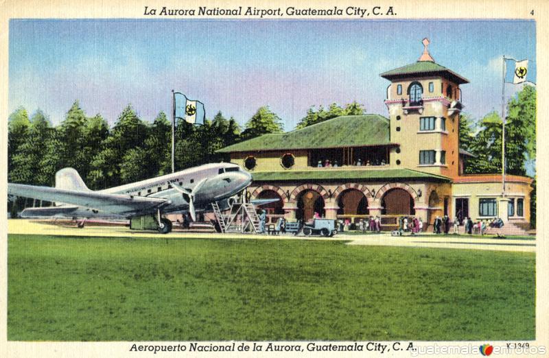 Aeropuerto de La Aurora