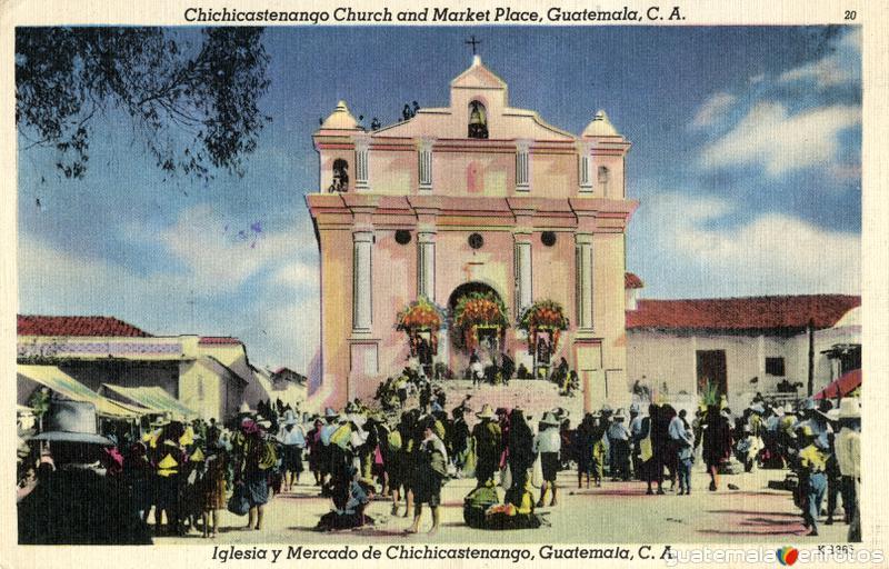 Iglesia y mercado