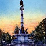Estatua de Miguel García Granados - Ciudad de Guatemala, Guatemala