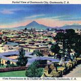 Vista panorámica - Ciudad de Guatemala, Guatemala