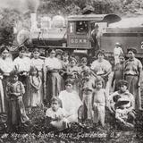 Ferrocarril y Colonos de Hacienda Buenavista
